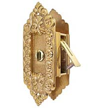 FII-631L Victorian Style Pocket Lock Privacy